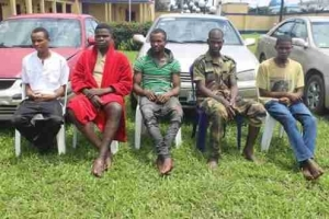 Notorious Gang Kidnapped Pastor, Beheaded Him, Used His Liver, Intestines To Make Pepper Soup & Plantain Portage (Photos)